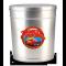 3.5-Gallon Brooklyn Popcorn Tin
