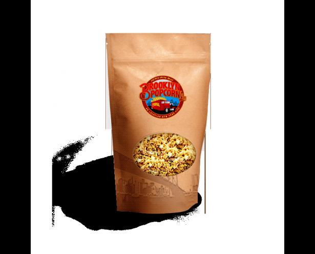 Tall Brooklyn Popcorn Bag