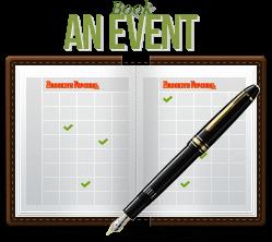Book an Event